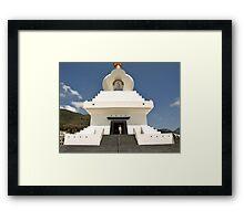 Free to visit Framed Print
