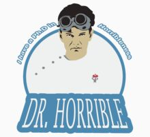 Dr. Horrible by kingUgo