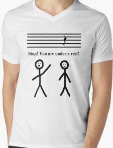 Funny Music Joke T-Shirt T-Shirt