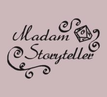 World of Darkness - Madam Storyteller by Serenity373737