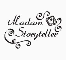 World of Darkness - Madam Storyteller by Serenity373737