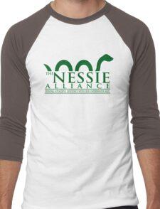 The Nessie Alliance Men's Baseball ¾ T-Shirt
