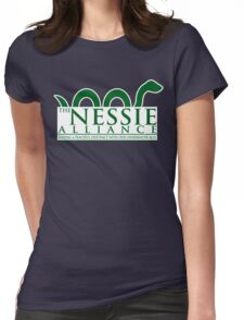 The Nessie Alliance Womens Fitted T-Shirt