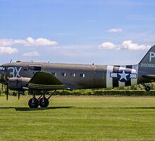 Douglas C-47A 42-1008842/3X-P  by Colin Smedley