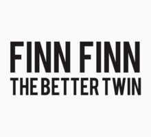 Finn Finn - The Better Twin by ItsJeff