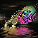 Touched by a Rose by Keri Harrish