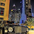 Bentley Mulsanne by Graham Taylor
