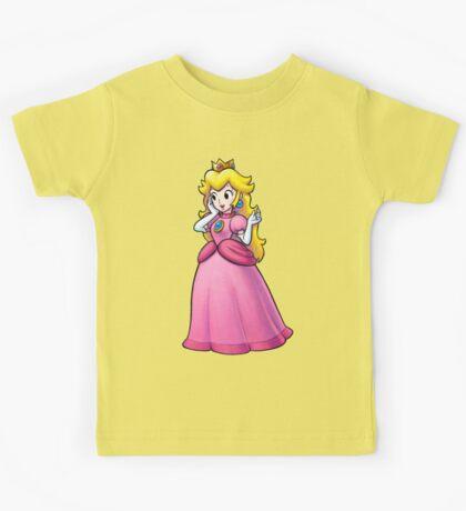 Princess Peach Kids Tee