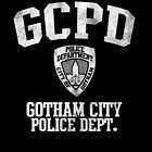 Gotham City Police Dept. by Hume Creative