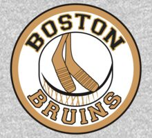 Boston Reduins - Boston Red Sox Boston Bruins MASHUP (Bruins Colors) by xnmex