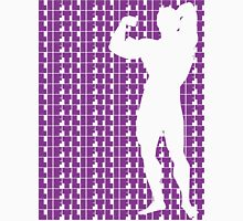 Arnold - Lift Purple (variation 1) Men's Baseball ¾ T-Shirt