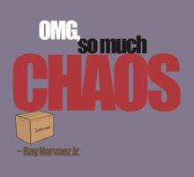 So Much Chaos by Nicholas Fontaine