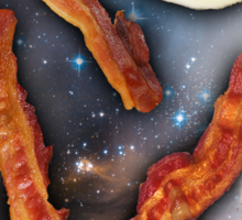 Three Bacon Egg Sticker