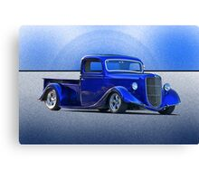 1935 Ford Pick-Up Truck .... Cincinatti Blues Canvas Print