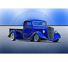 1935 Ford Pick-Up Truck .... Cincinatti Blues Photographic Print