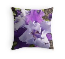 Lavender's Blue, Dilly Dilly Throw Pillow