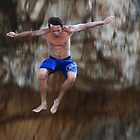 rock jumping by croust