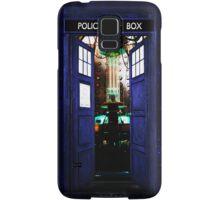 InsideTardis Doctor Who in Space  Samsung Galaxy Case/Skin