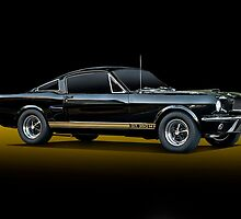 1965 Shelby Mustang G.T.350H by DaveKoontz