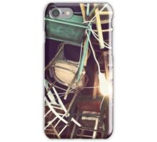 Chairs on the Ceiling iPhone Case/Skin
