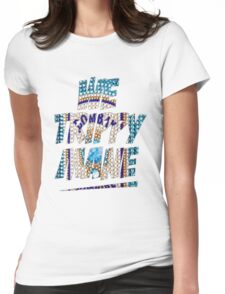 We Trippy Mane Womens Fitted T-Shirt