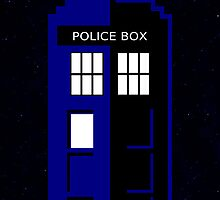 Police Call Box by neutrone