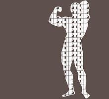 Arnold - Lift White (variation 2) Unisex T-Shirt