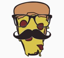 Hipster Pizza by Raccooning Society