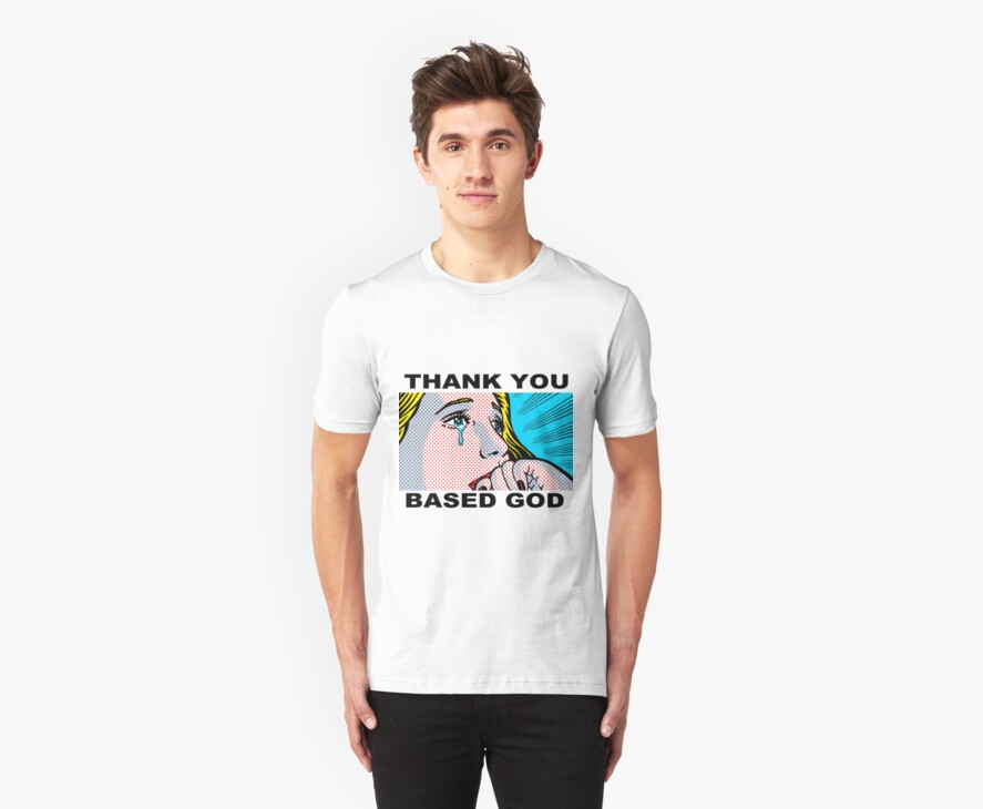 Thank You Based God by Top Tees