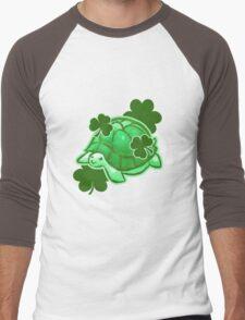 Lucky Turtle Men's Baseball ¾ T-Shirt