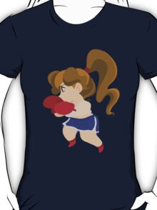 Cute Little Boxer Girl T-Shirt