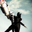 Alien Hunters II by mdkgraphics