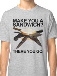 Sandwich I Classic T-Shirt