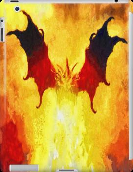 Into The Flames by Joe Misrasi