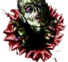 Zombie Chest Buster! by simonbreeze