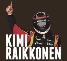 Kimi Raïkkönen - Lotus - Victory by Seb0u