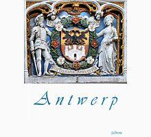 Antwerp Tee - Fortunata-Antverpia Men's Baseball ¾ T-Shirt