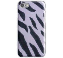 Zebra Print  iPhone Case/Skin