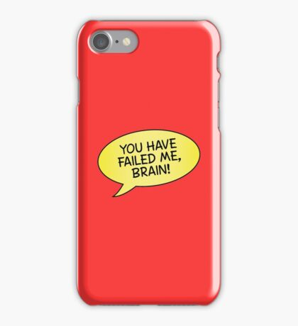 Deapool You Failed Me iPhone Case/Skin