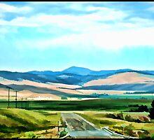 Big Sky Country by tvlgoddess