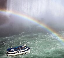 Maid of the Mist by Stephen Maxwell