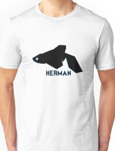 Cinderella: Herman the Fish Unisex T-Shirt
