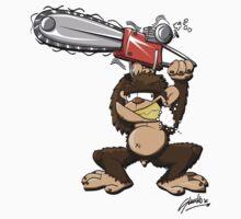 very very very crazy monkey by shucko