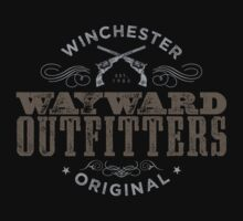 Wayward Outfitters by mannypdesign