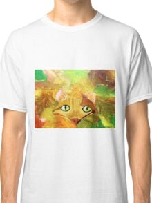 Autumn Hide and Seek Classic T-Shirt