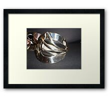 World's Best Spoon and Fork Jewelry 3 Framed Print