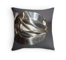 World's Best Spoon and Fork Jewelry 3 Throw Pillow