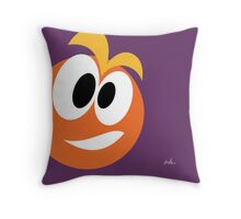 Emotions, Crazy. Throw Pillow