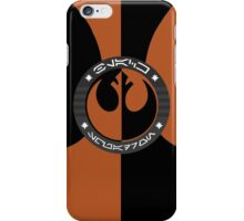 Star Wars Episode VII - Black Squadron (Resistance) - Star Wars Veteran Series iPhone Case/Skin