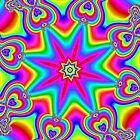 RainbowHearts by Joan Marie Flaherty